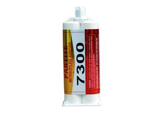 PARTITE 7300替代焊接粘不锈钢铁铝合金镀锌钢 陶瓷石材胶防水防油抗震防腐蚀50ml